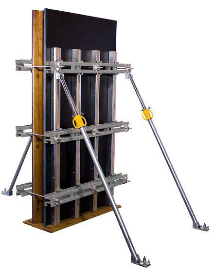 escoramento metalico pilares sl2