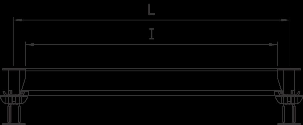 identificacao vigamento sistema alutop acotop