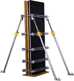 sistemas de escoramento metalico escoras para pilares img