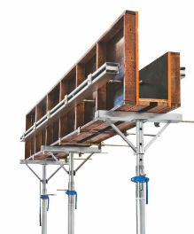 sistemas de escoramento metalico escoras para vigas img